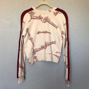 NWT Wonder Woman X Eleven Paris Sweater sz S